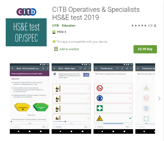 HS&E Test App