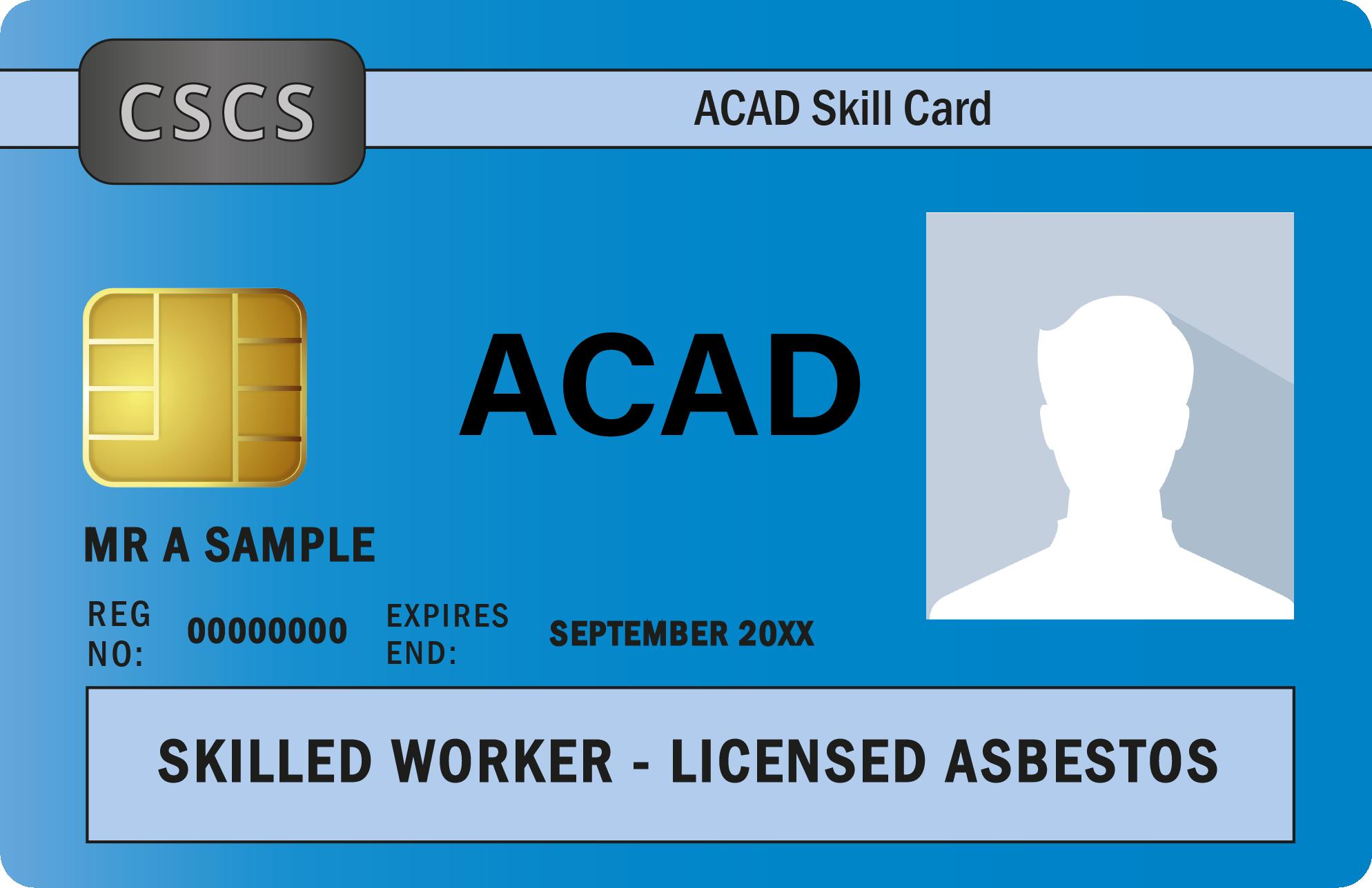 ACAD Card