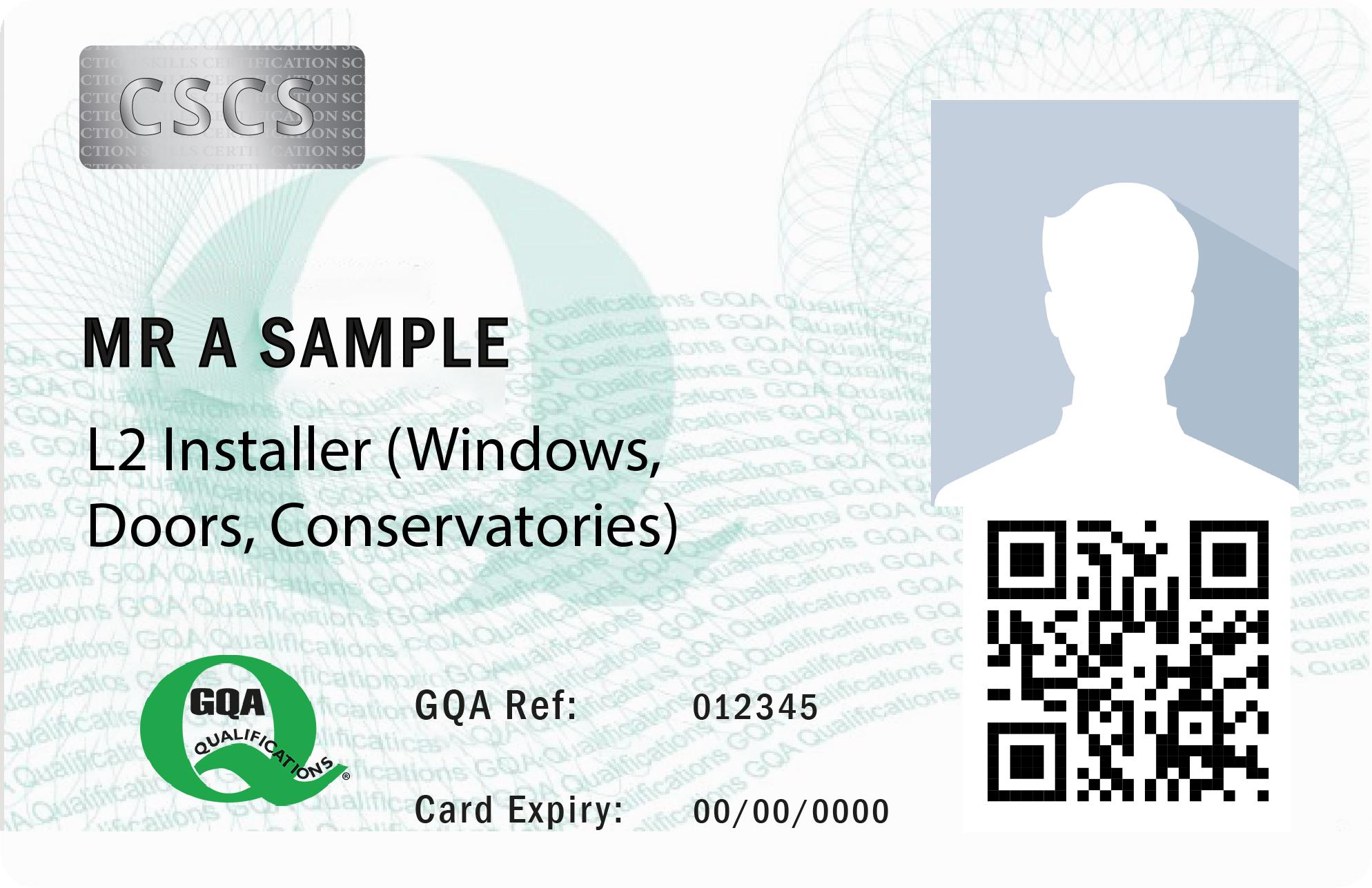 Q Card Essential Site Skills CSCS