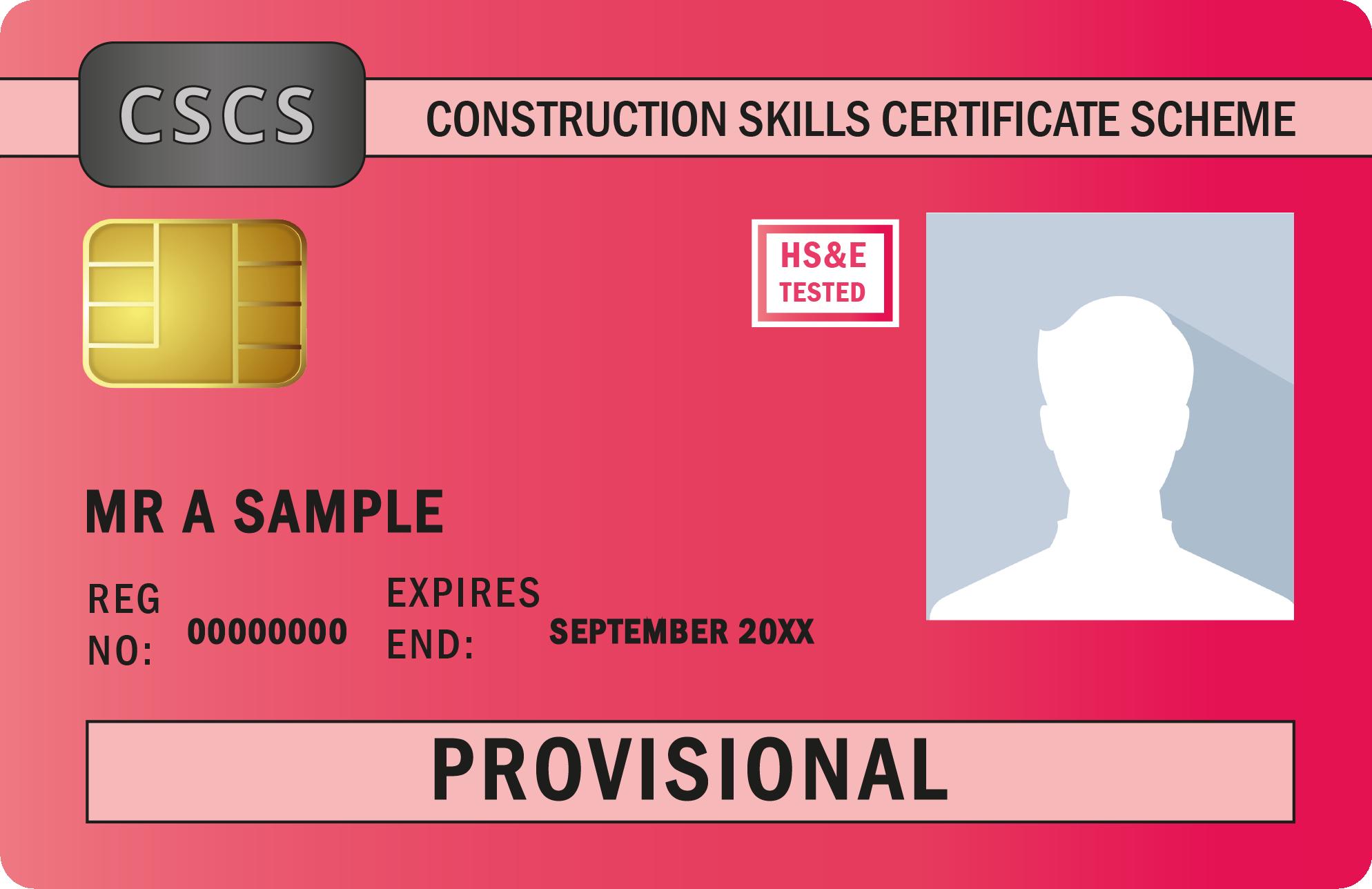 Red CSCS Cards Explained - Essential Site Skills