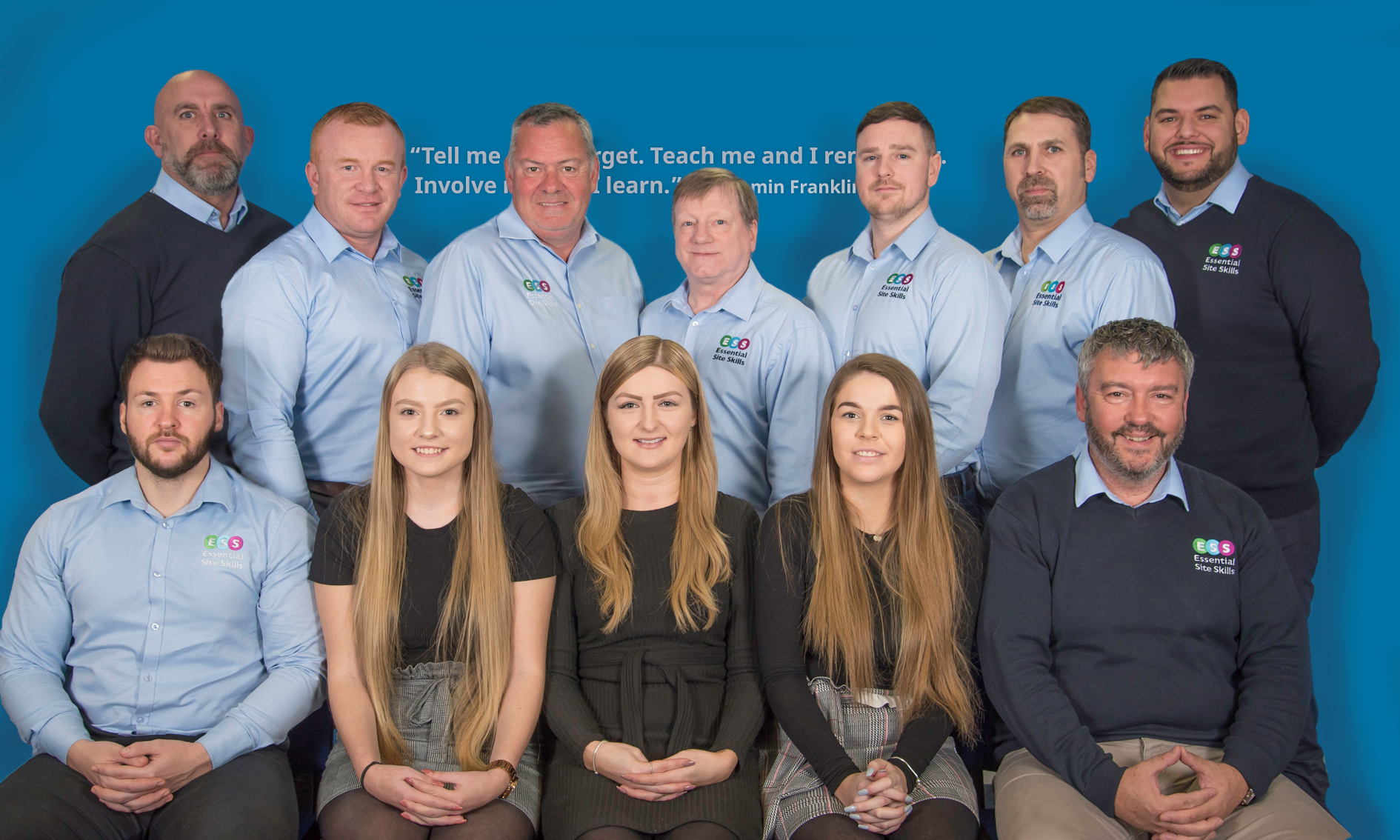 Essential Site Skills Commercial Training Team