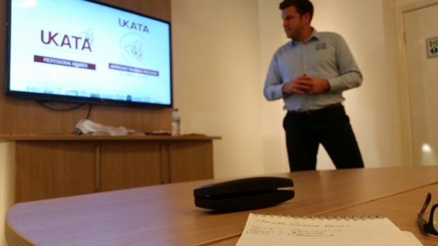 UKATA training