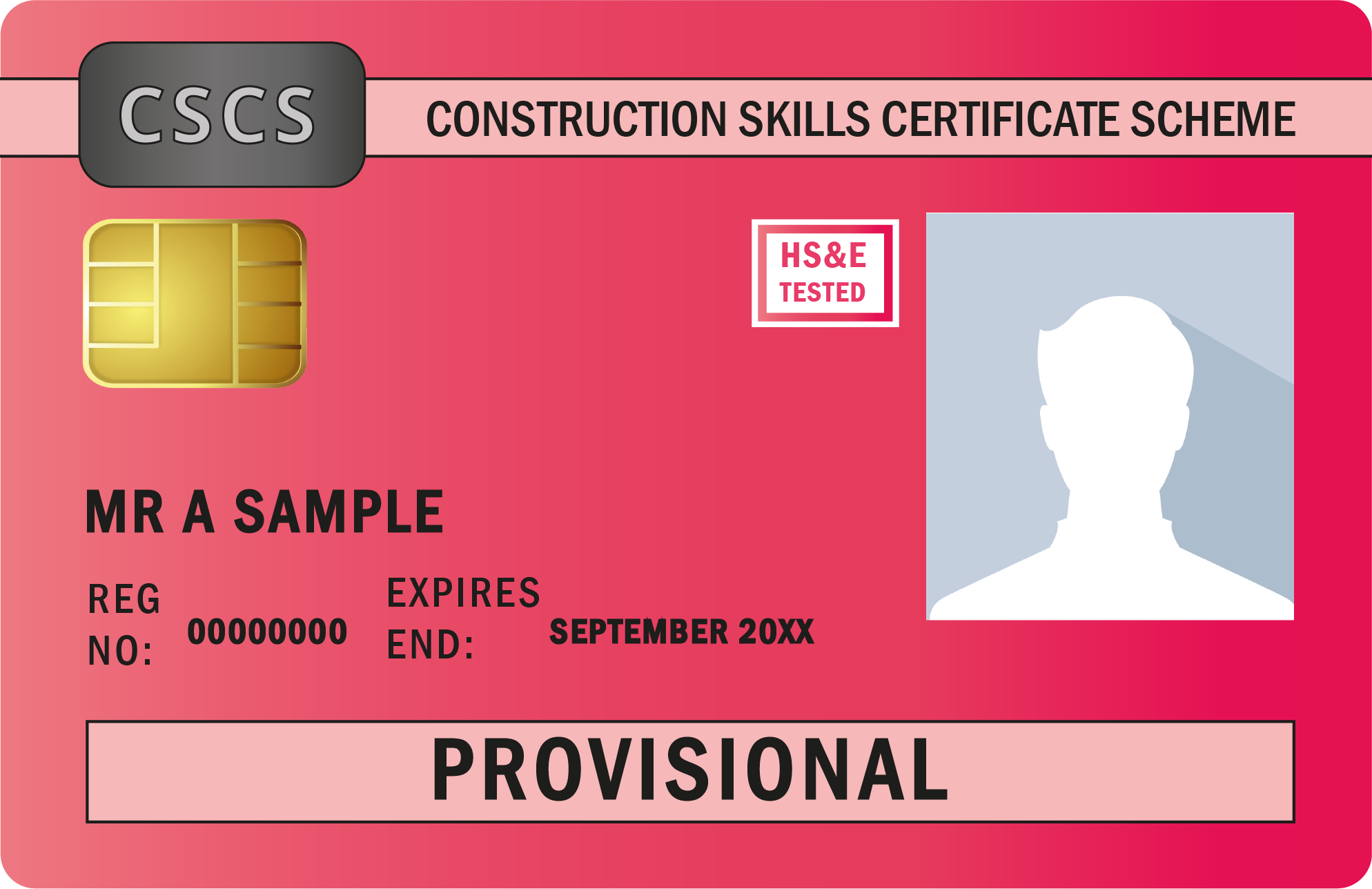 CSCS red card