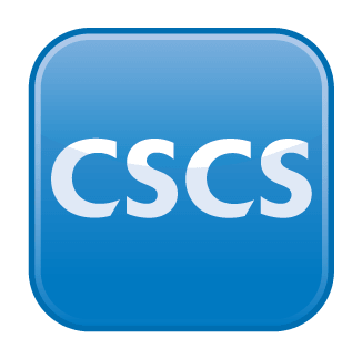 image shows the CSCS logo