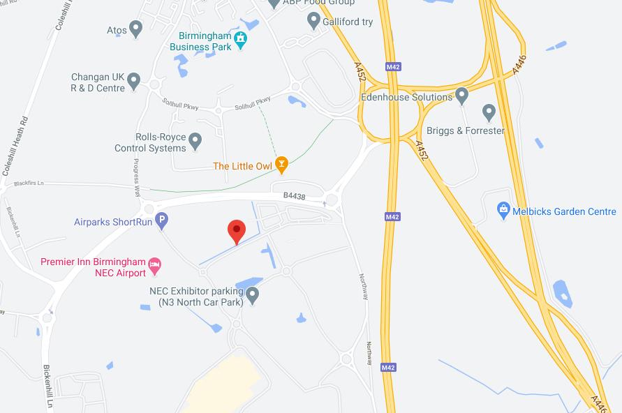 Birmingham Courses