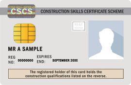 Academically Qualified Person Card