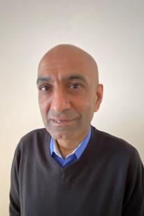 Image shows Tony Bhurji, Telesales Consultant at Essential Site Skills