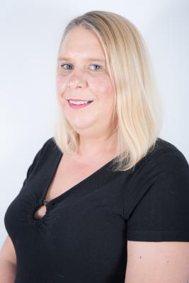 Photo shows Rachel Carpenter, Client Sales Co-ordinator at Essential Site Skills