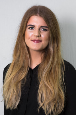 Photograph shows Sarah Murphy, Client Sales Coordinator for Essential Site Skills, a Leading Health and Safety and Construction Training Course Provider