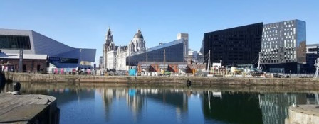 Book a Course in Liverpool