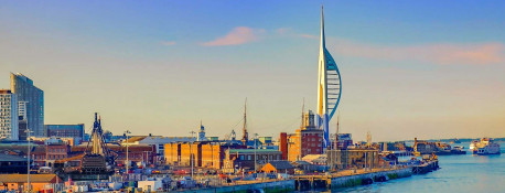 Book a Course in Portsmouth