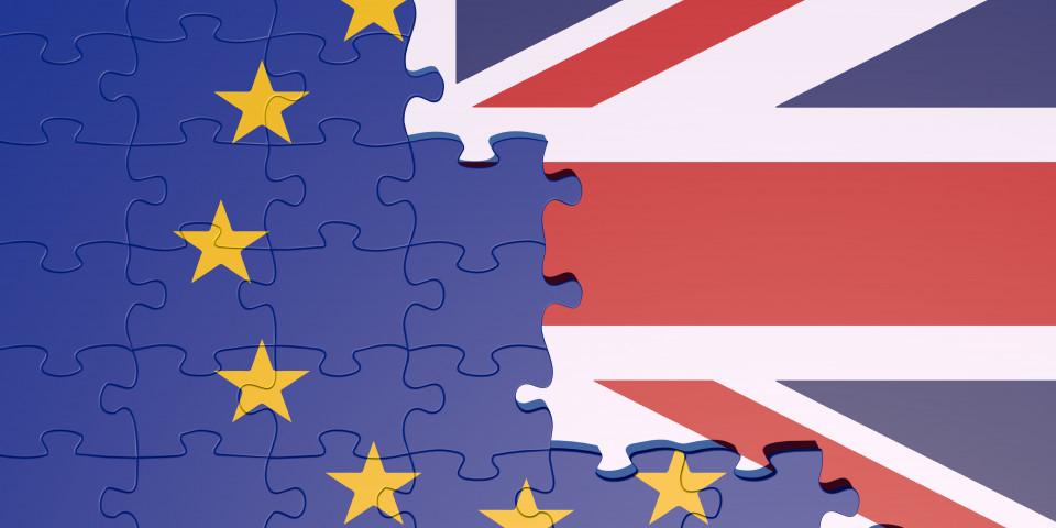 brexit puzzle logo