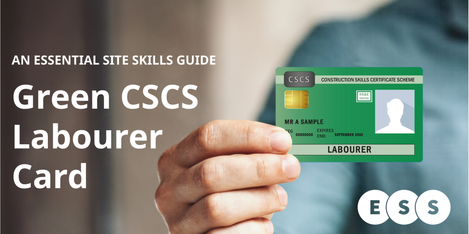 Labourer Card | CSCS Green Card