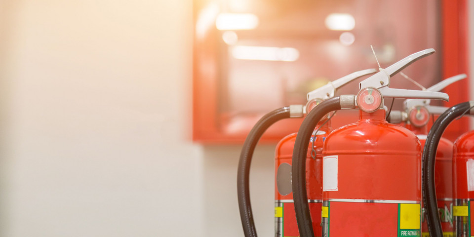 An Essential Site Skills Guide to Fire Extinguishers