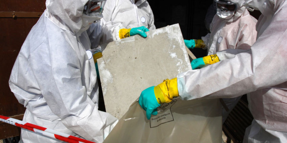 Statement: Asbestos Training in Construction Industry at Lowest Levels for Five Years