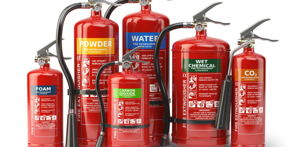 What Type of Fire Extinguisher Do You Need?